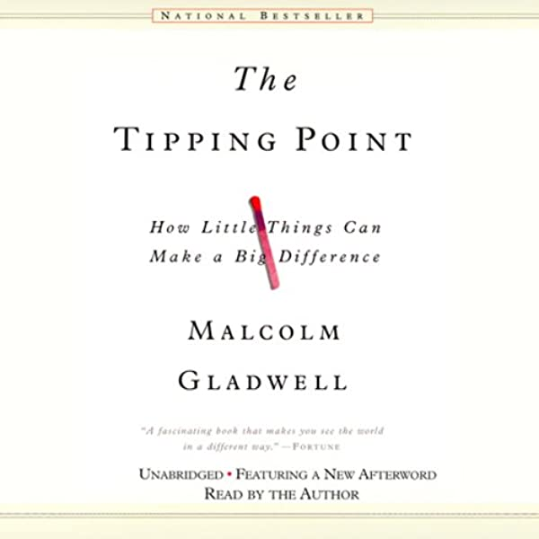 The tipping point audiobook free