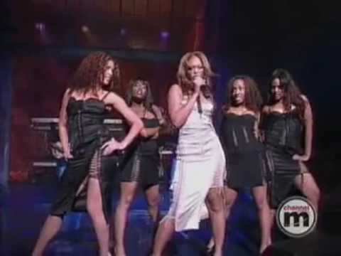 Beyonce crazy in love live 2003