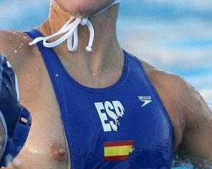 Accidental nudity in sports