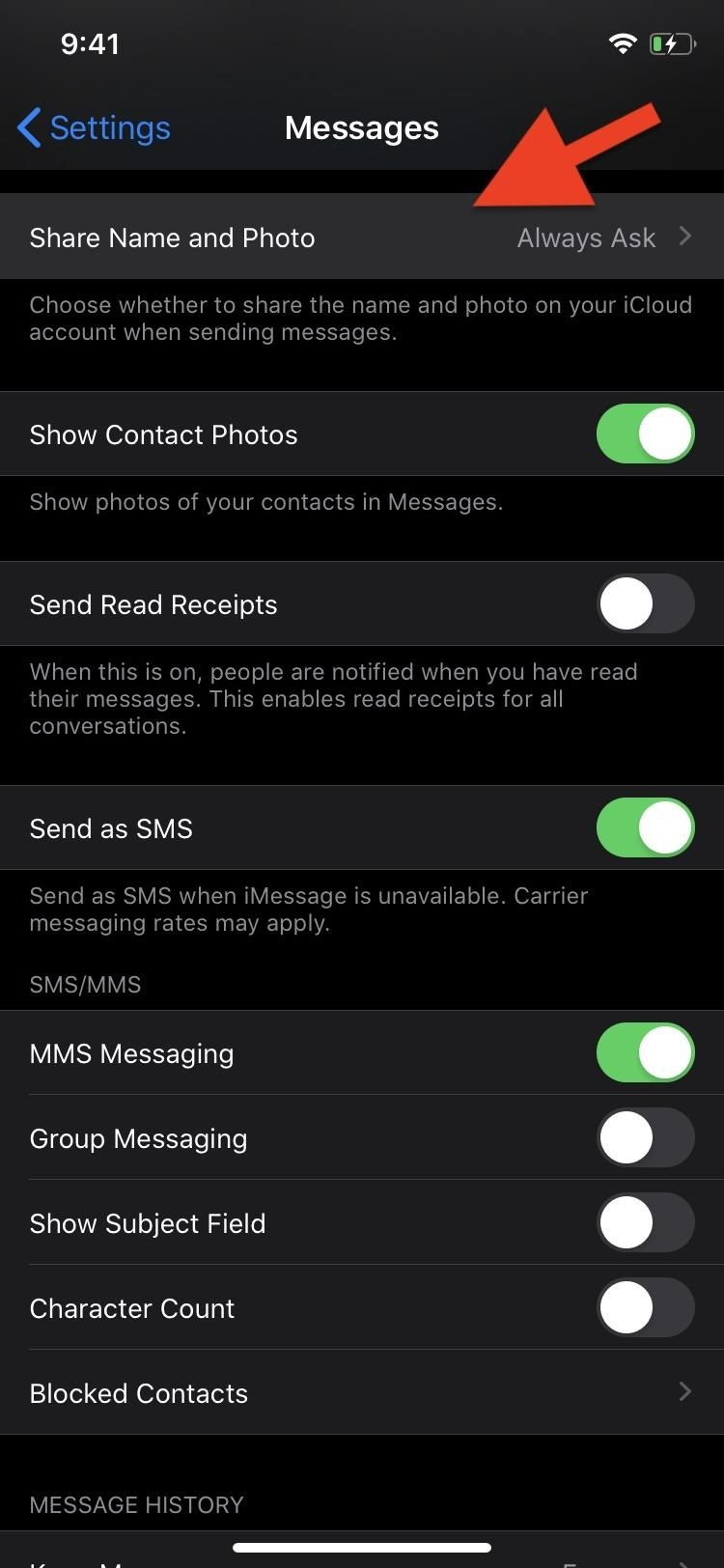 How to change my contact photo on iphone