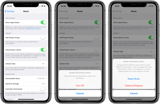 How to store songs in apple iphone