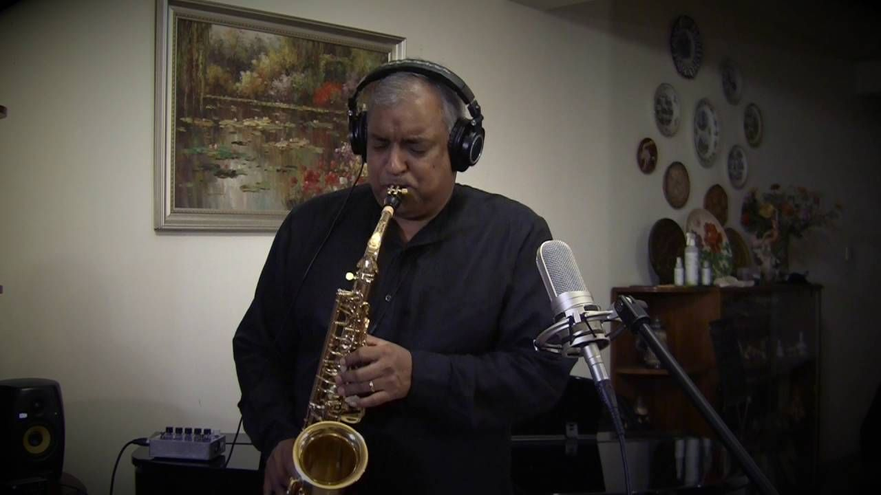 Saxophone cover of popular songs download